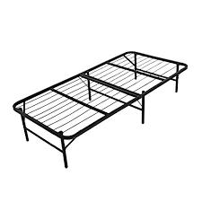 US Stock]Homdox Platform Bed Frames Queen Size Wood Slats Bed ...