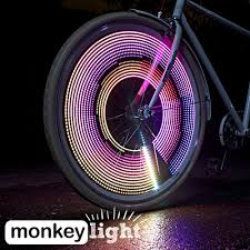 Monkeylectric Monkey Light M210 Monkeylectric Bicycle Wheel Lights Rat Rod Bikes Bicycle