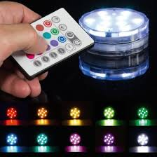 introduce colour change lighting to your home and garden from a discreet hassle free unit that s submersible and remote controlled too