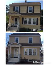 Exterior Vinyl Siding Using CertainTeed Monogram In Sandpiper - Exterior vinyl siding