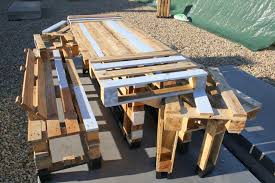 pallets into furniture. 80*120\u0027s Self-Build Workshop Turns Shipping Pallets Into Street Furniture U
