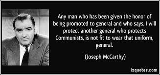「 downfall of Senator Joseph McCarthy」の画像検索結果