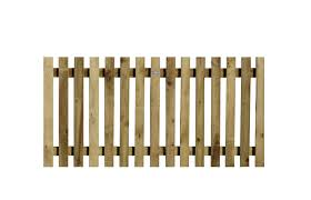 wood picket fence panels. Plain Panels Picket Pressure Treated Planed Wooden Garden Fence Panel Throughout Wood Panels