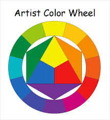 Color wheel is like a color grouping based on the primary colors, secondary colors, and tertiary color. Free 5 Sample Color Wheel Chart Templates In Pdf