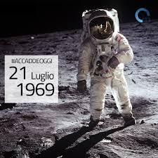 L'uomo sbarca sulla luna - OpenMag