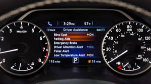 Nissan Qashqai Malfunction Warning Light Red Is Your Nissan Automatic Emergency Braking Broken With