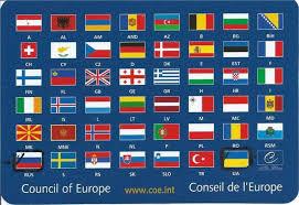 El consejo de europa'europe