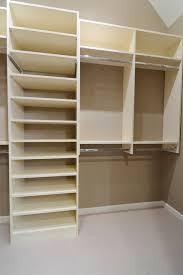 melamine closet traditional closet