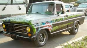 Rob Zombie's Ford F-100r | Celebrity Cars Blog