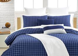 gallery of navy blue bedding sets and quilts beautiful navy blue and white bedding impressions emma 7 piece wrinkle resistant king california king duvet