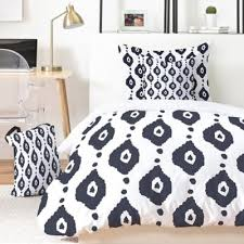 Buy Navy forter Set from Bed Bath & Beyond
