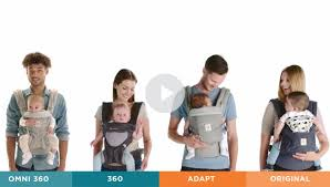 Best Infant Carriers - Baby Carrier Comparison | Ergobaby