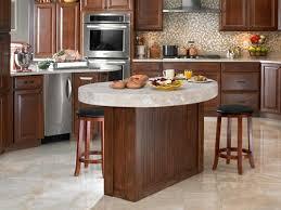 Modern Round Kitchen Island Interesting Ideas ...