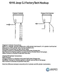 similiar jeep yj tachometer wiring diagram keywords factory tachometer and painless wire harnes jeep tach diagram jpg