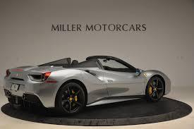 28 jul 2019, 10:41 utc · by andrei tutu. Pre Owned 2018 Ferrari 488 Spider For Sale Miller Motorcars Stock 4612