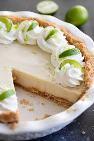The Best Key Lime Pie - Taste and Tell