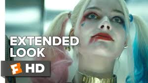 Suicide Squad Harley Quinn Extended Look 2016 Margot Robbie Movie
