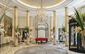 luxurious lighting. hotel plaza athne lighting design most famous hotels with luxurious h