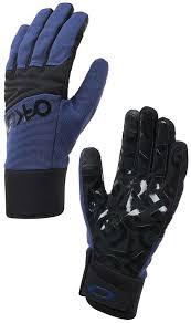 Oakley Factory Pilot Glove Size Chart Oakley Factory Park Ski Snowboard Glove S Dark Blue
