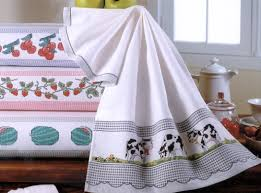 stitchable towels stitchable linens swedish weave huck toweling