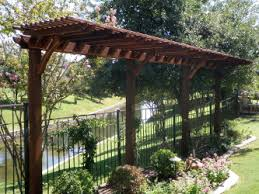Small Picture skinny garden pergola will look great in your garden The trellis