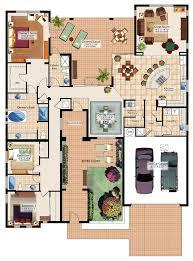 house blueprints dream house plans