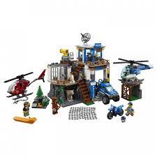 Купить <b>Конструктор Lego City Police</b> Полицейский участок в ...