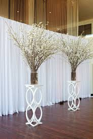 Wedding Ceremony Decorations 17 Best Ideas About Church Ceremony Decor On Pinterest Church
