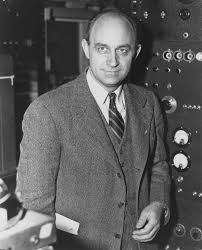 Arthur Compton Contribution To Light Enrico Fermi Wikipedia