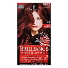 Schwarzkopf Live Brilliance 43 Red Passion Hair Colour