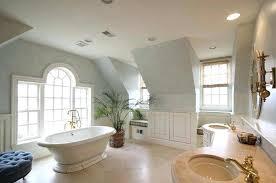 round freestanding bathtub master remodel bathroom with freestanding bathtub and single sink bathroom vanity under framed round freestanding bathtub