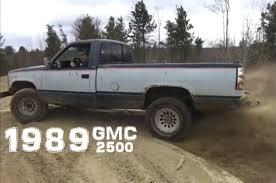 1989 GMC Sierra 2500 Part 1 - YouTube