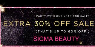 in beauty news sigma beauty sigma brushes