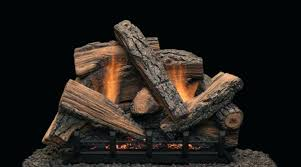 ceramic fireplace logs replacement natural gas fireplaces reviews