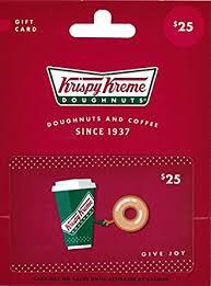 Krispy Kreme Gift Card $25: Gift Cards - Amazon.com
