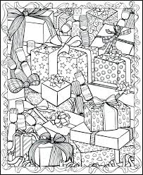 Christmas Coloring Sheets For Adults Pdf Creativeinfotechinfo