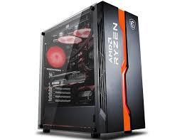 MSI посвятила <b>корпус</b> MAG Vampiric 011C процессорам AMD <b>Ryzen</b>