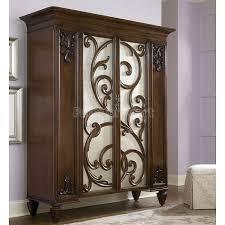 jessica mcclintock dressing armoire w stool american drew