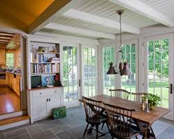 Modest sunroom decorating ideas Rustic Sunroom Sunroom Dining Room Sunroom Dining Ideas Pictures Remodel And Decor Collection Bukmarkinfo Sunroom Dining Room Sunroom Dining Room Ideas Modest Office Modern