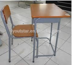 high school desks. Plain School School Furniture High Classroom Desks And Chairs Single Set In