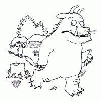 38 Best Whos In The Woods Topic In Eyfs Images Gruffalo Party