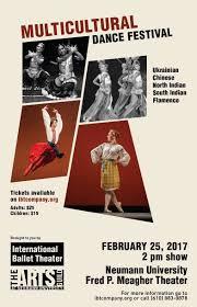 multicultural dance festival 2017