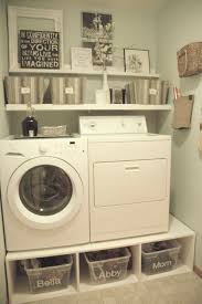 Very Small Laundry Room 25 Ideas For Small Laundry Spaces Tiny Laundry Rooms Laundry