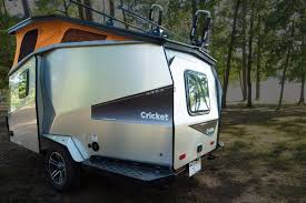 lightweight cricket camper trailer sleeps family of 4