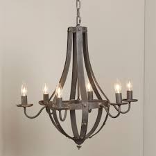 birch lane foulds 6 light candle style chandelier reviews birch lane