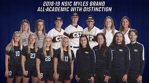 Concordia leads NSIC with 15 Myles Brand Academic Award winners - Concordia  University, St. Paul Athletics