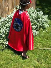 Superhero capes, superhero mask - superhero parties and