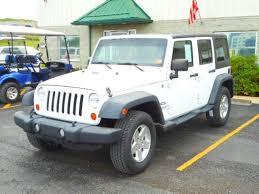 2011 jeep wrangler unlimited sport 4 door suv