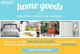 Small Picture ALDI US Home Goods