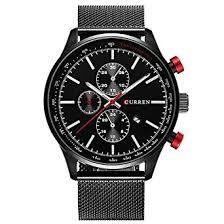 Amazon.com: <b>CURREN Watches Mens</b> Brand Luxury Stainless ...
